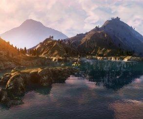 Обновился официальный сайт игры GTA 5