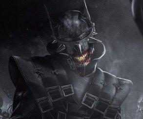 Бэтмен-Джокер изDark Nights: Metal отBosslogic. Выглядит жутко!