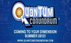 Quantum Conundrum. Интервью