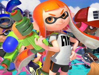 Рецензия на Splatoon