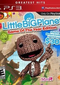 Little Big Planet Game Of The Year, Greatest Hits