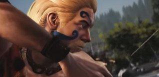 Total War: Arena. Трейлер представления Амбиорикса