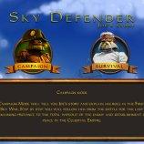 Скриншот Sky Defender: Joe's Story – Изображение 1