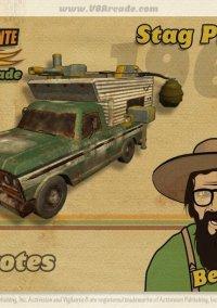Vigilante 8 Arcade – фото обложки игры
