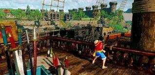 One Piece: World Seeker. Анонсирующий трейлер