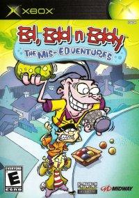 Ed Edd n' Eddy: Mis-Edventures – фото обложки игры