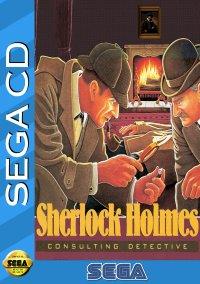 Sherlock Holmes: Consulting Detective – фото обложки игры
