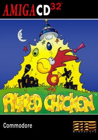 Alfred Chicken – фото обложки игры