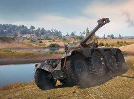 Колесные танки на подходе. В World of Tanks выходит обновление 1.4