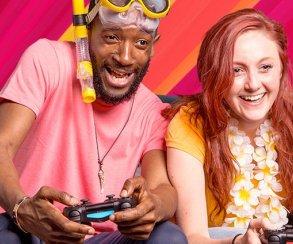 Большая летняя распродажа в PS Store и XBL Games with Gold в августе