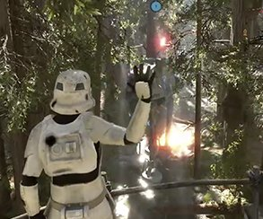 Star Wars Battlefront: лучшие моменты