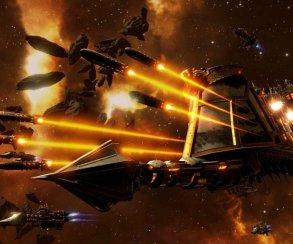 Корабли гибнут во имя Императора в трейлере Battlefield Gothic: Armada