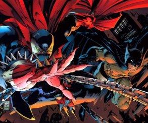 Создатели комиксов поспорили, кто победит вбою— Бэтмен или Спаун