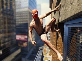 Гифка дня: Человека-паука ничто неостановит вSpider-Man cPS4