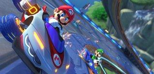 Mario Kart 8. Анонс для Nintendo Switch