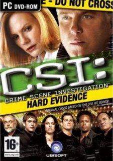 CSI: 4 Hard Evidence
