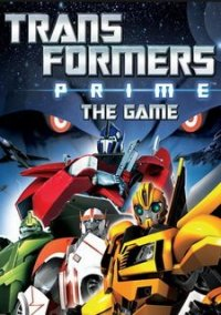 Transformers: Prime - The Game – фото обложки игры