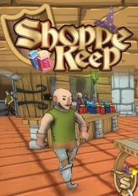 Shoppe Keep – фото обложки игры