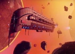 Игроки NoMan's Sky добровольно вступают вряды космической полиции