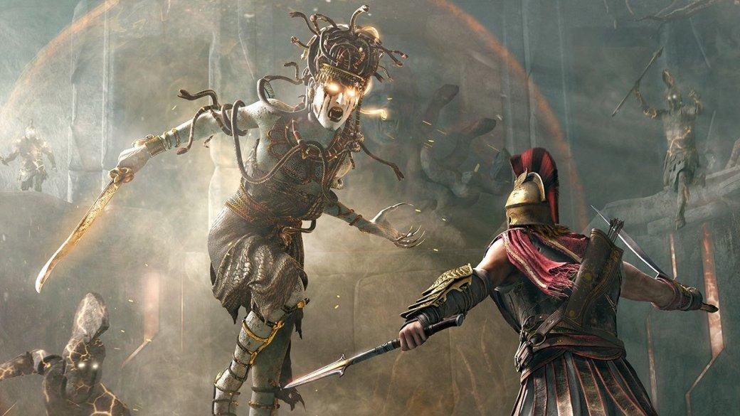 Вышел кинематографический релизный трейлер Assassin's Creed Odyssey | Канобу - Изображение 1