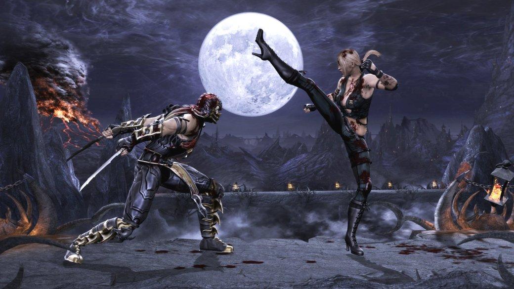 Mortal Kombat. Олдскульная ностальгия | Канобу - Изображение 3