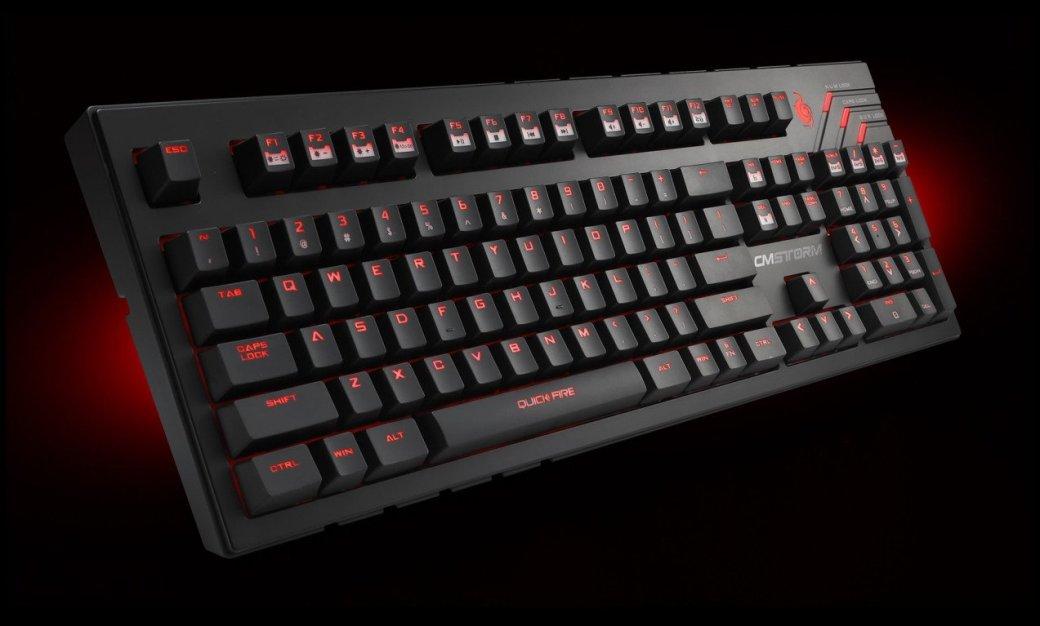 Игровые мышки и клавиатуры - как выбрать лучшую геймерскую клавиатуру и мышь для игр   Канобу - Изображение 8431