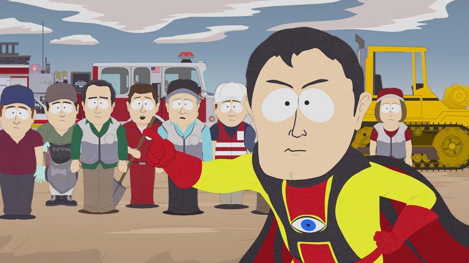 Как «Южный парк» высмеивает современную супергероику. - Изображение 3