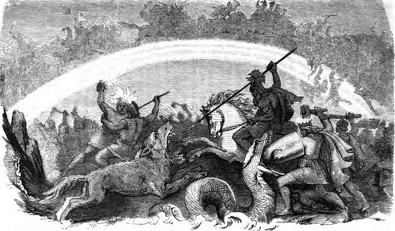 Исследуем безумный мир Hellblade: кельтские мифы иреальнаяистория | Канобу - Изображение 2127