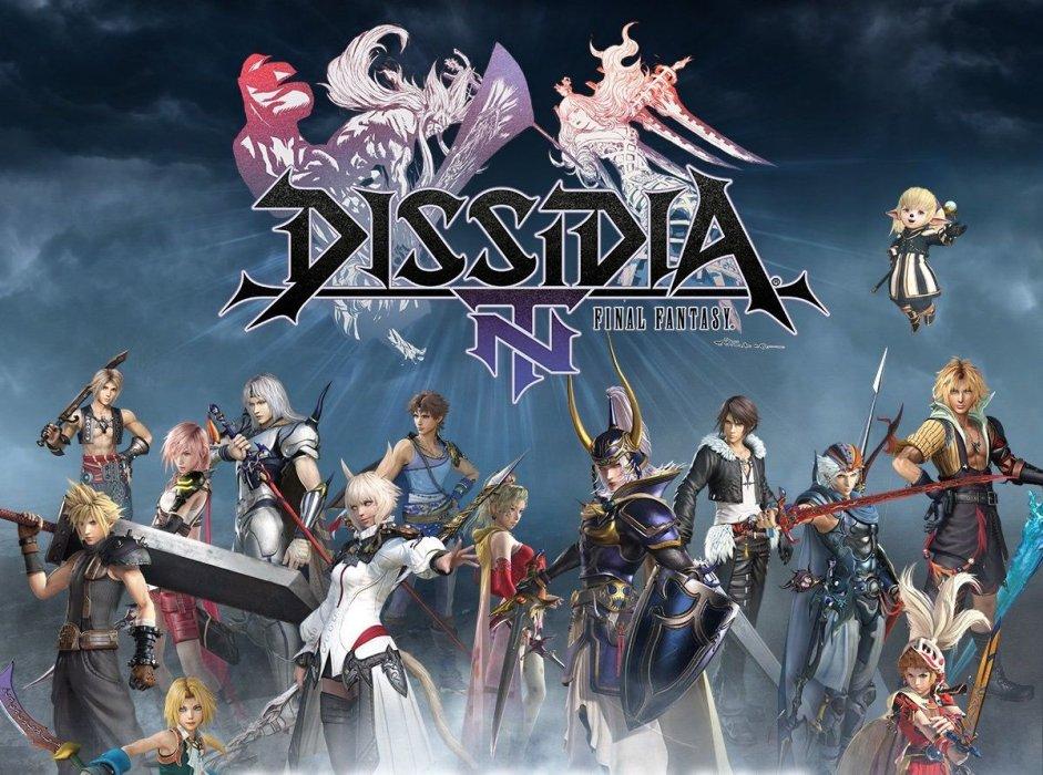 Рецензия на Dissidia Final Fantasy NT. Обзор игры - Изображение 1