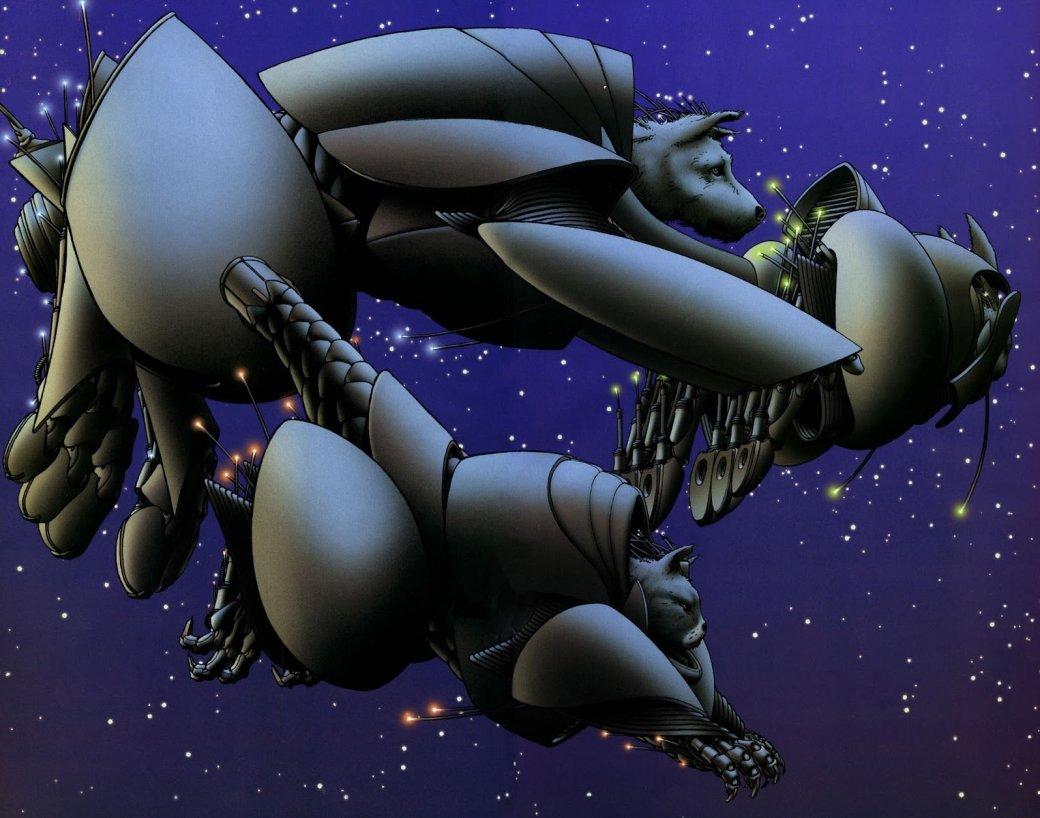 «Классика Vertigo»: We3— мрачная история оживотных-киборгах, превращенных всовершенных убийц | Канобу - Изображение 3