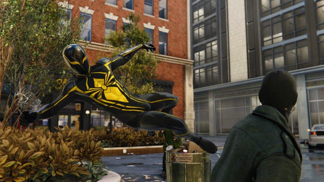 Чего ждать от Marvel's Spider-Man для PS4 | Канобу - Изображение 6