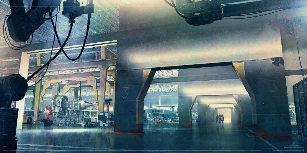 Концепт-арты «Мстителей: Финал» раскрыли другой способ работы машины времени | Канобу - Изображение 1785