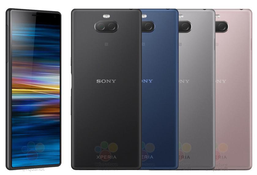 ВСети появились фотографии смартфона Sony Xperia XA3: экран 21:9 идвойная основная камера | Канобу - Изображение 2