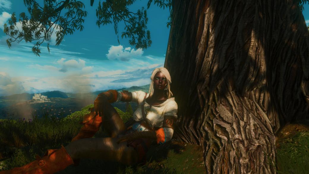 5 модов для The Witcher 3: Wild Hunt, «убивающих» книжный канон | Канобу - Изображение 6