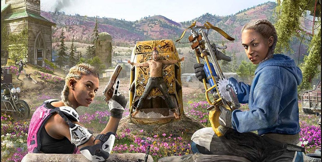 ВСеть утекли предположительная обложка иподзаголовок новой Far Cry | Канобу - Изображение 5427