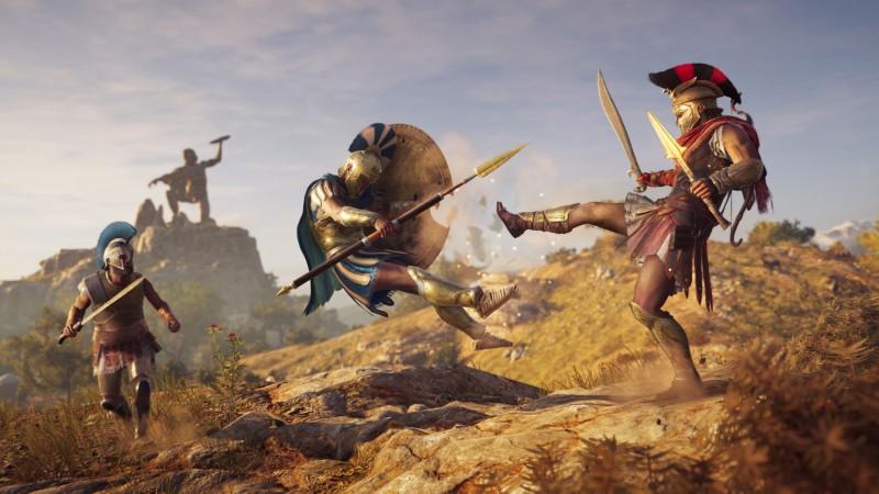 Однополая любовь инелинейность— что журналистам удалось разузнать обAssassin's Creed: Odyssey | Канобу - Изображение 7928
