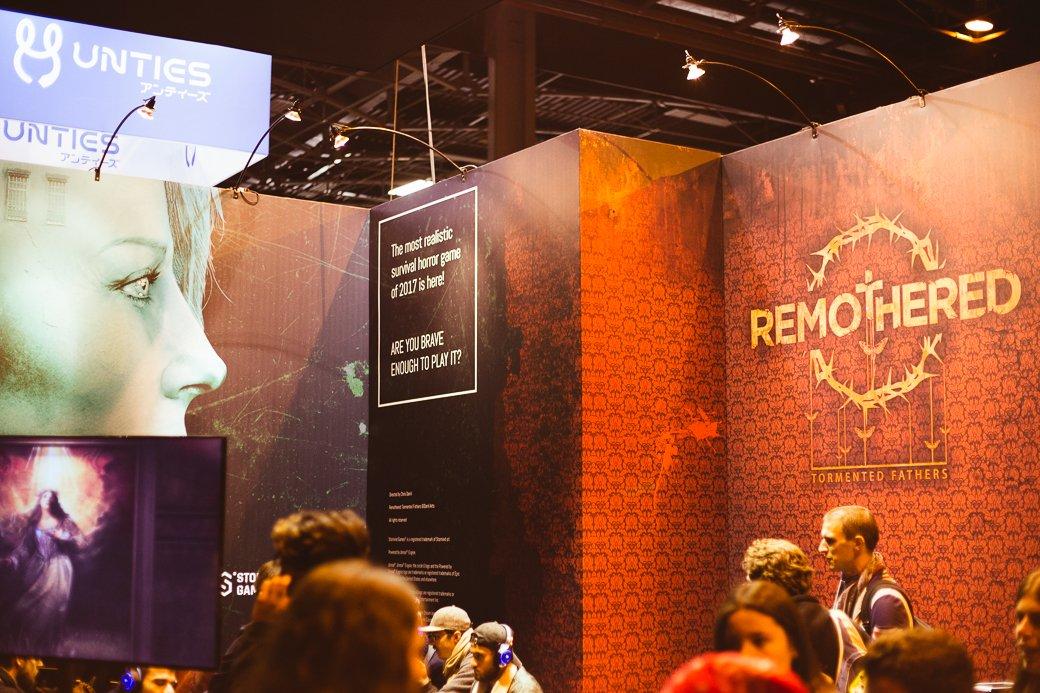 ФОТО. Репортаж «Канобу» сParis Games Week 2017— «Игромир» намаксималках | Канобу - Изображение 4