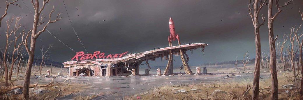 Лучший арт мира Fallout | Канобу - Изображение 46