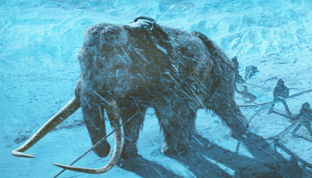 Фото сосъемок приквела «Игры престолов» намекает напоявление всериале мамонтов? | Канобу - Изображение 1