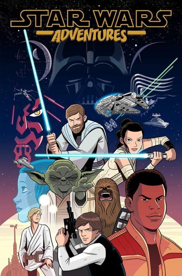 Книги и комиксы: «Звездные войны» для детей и не только: Lucasfilm расширяет вселенную