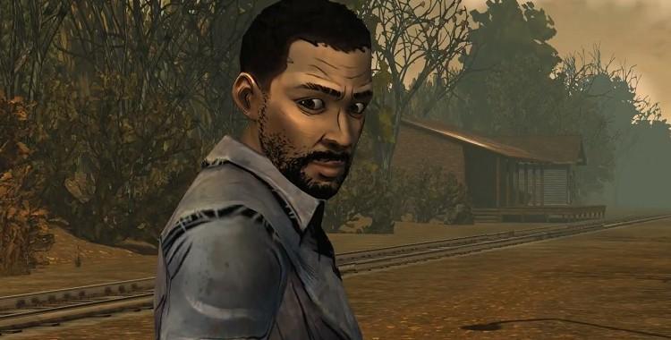 Супергерой Липротив полчищ зомби всмешной альтернативной концовке The Walking Dead S1 отTelltale | Канобу - Изображение 1