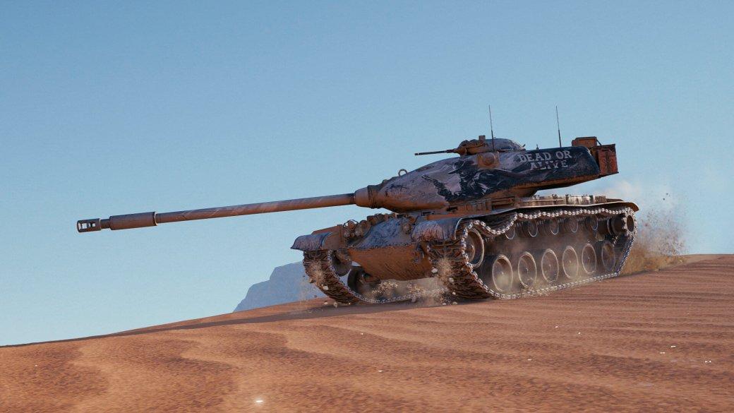 M54 Renegade — награда за марафон в World of Tanks. Если бы не шишка на крыше, танк был бы имбой | Канобу - Изображение 2674