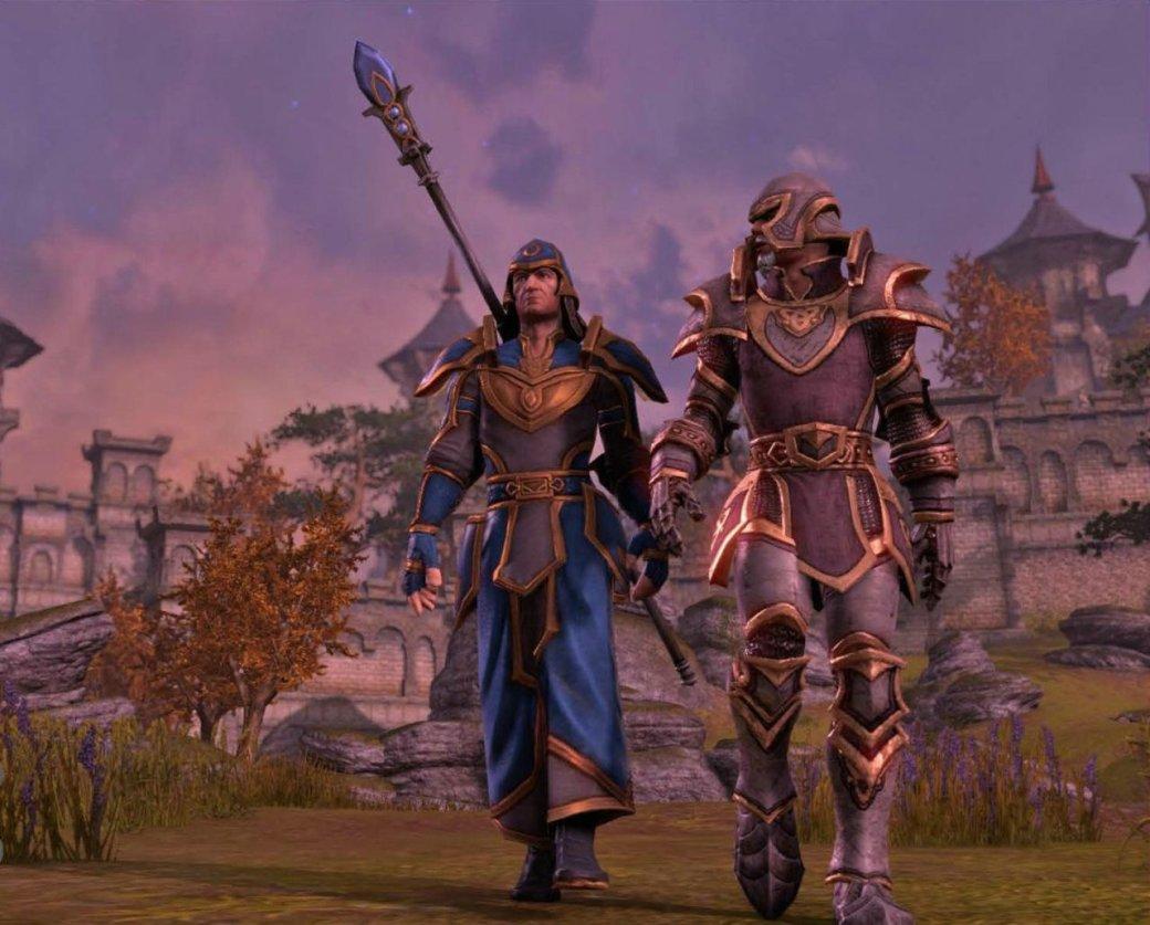 The Elder Scrolls Online: первые подробности | Канобу - Изображение 1