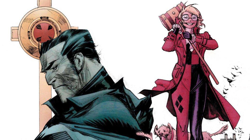 Возвращение Джокера ишокирующие смерти. Каким получился Batman: Curse ofthe White Knight | Канобу - Изображение 10711