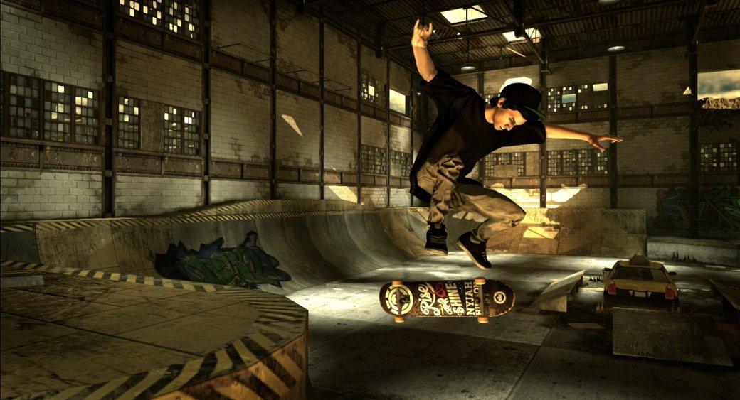Activision работает над новой игрой со cкейтером Тони Хоуком | Канобу - Изображение 5757