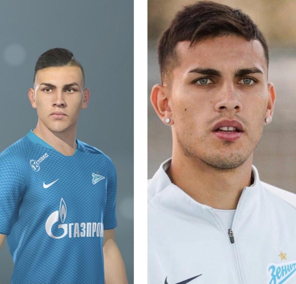Сравнение лучших футболистов и их виртуальных версий из PES 2019. - Изображение 19