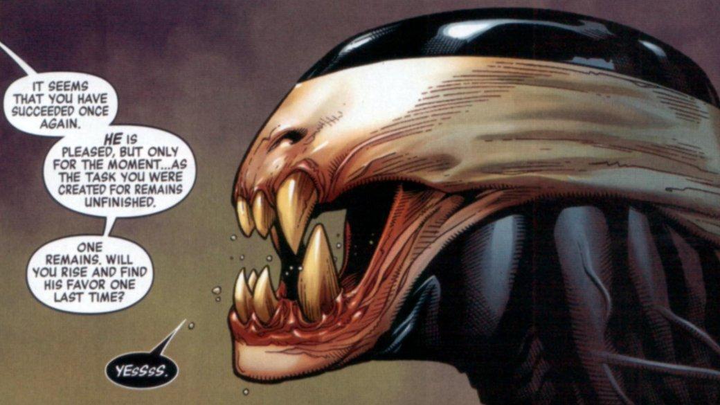Армия Таноса в«Войне Бесконечности» поначалу выглядела как орда Веномов | Канобу - Изображение 3