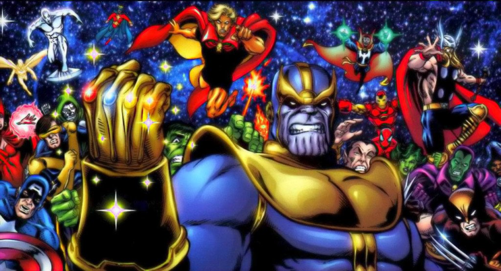 Кто такой Танос икакова его роль вВойне Бесконечности?. - Изображение 2