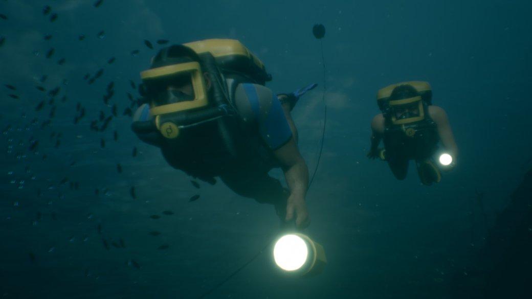 2 часа сMan ofMedan— интерактивное кино про корабль-призрак отавторов Until Dawn | Канобу - Изображение 882