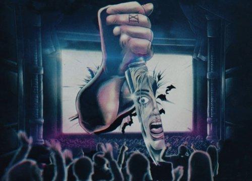 Находка. Бешеный металкор иода классике кинохорроров наальбоме ICE NINE KILLS— The Silver Scream